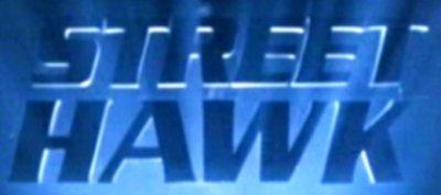 Street Hawk DVD