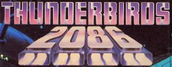 Thunderbirds 2086 logo