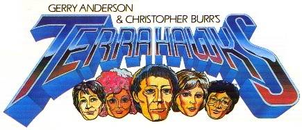TERRAHAWKS (Bandai) 1983 Thawklogo
