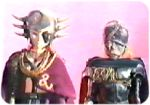 Commander Makara and Captain Orion prepare for their hearing