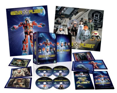 Star Fleet UK DVD Release Contents